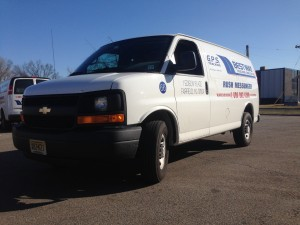 Large Cargo Van | Best Way Trucking